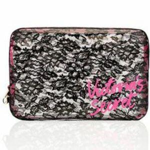 Victoria's Secret Fold-Up Jelly Makeup Case